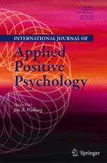 International Journal of Applied Positive Psychology