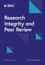 Research Integrity and Peer Review