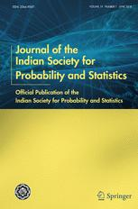 Journal of the Indian Society for Probability and Statistics