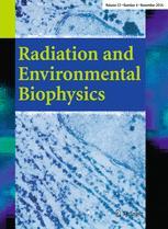 Radiation and Environmental Biophysics