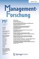 Managementforschung