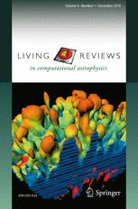 Living Reviews in Computational Astrophysics