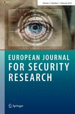 European Journal for Security Research