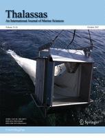 Thalassas: An International Journal of Marine Sciences