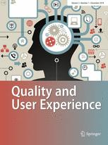 Quality and User Experience