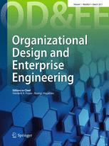 Organizational Design and Enterprise Engineering