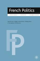 Journal cover: 41253, Volume 18, Issue 3
