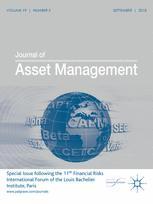 Journal of Asset Management