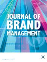 Journal of Brand Management cover image