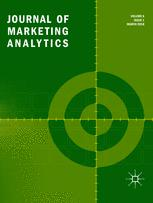 Journal of Marketing Analytics