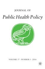 Journal of Public Health Policy