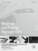 Journal of Revenue and Pricing Management