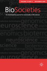 Journal cover: 41292, Volume 15, Issue 3