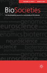 Journal cover: 41292, Volume 16, Issue 1