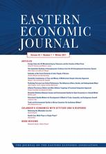 Eastern Economic Journal