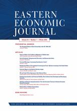 Eastern Economic Journal