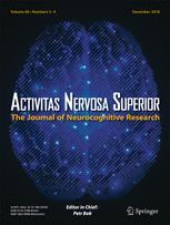 Activitas Nervosa Superior