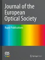 Journal of the European Optical Society-Rapid Publications