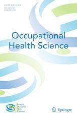 Occupational Health Science