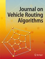 Journal on Vehicle Routing Algorithms