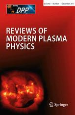 Reviews of Modern Plasma Physics