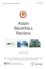 Asian Bioethics Review