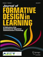 Journal of Formative Design in Learning