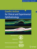 Graefe's Archive for Clinical and Experimental Ophthalmology