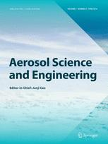 Aerosol Science and Engineering