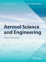 Aerosol Science and Engineering
