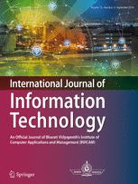 International Journal of Information Technology