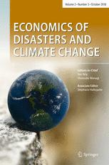 Economics of Disasters and Climate Change