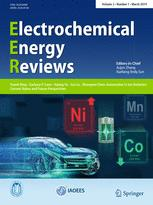 Electrochemical Energy Reviews