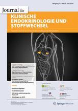Journal für Klinische Endokrinologie und Stoffwechsel