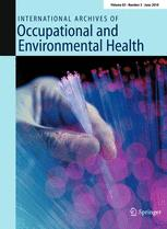 International Archives of Occupational and Environmental Health