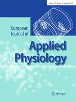 European Journal of Applied Physiology