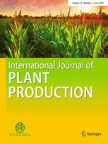 International Journal of Plant Production