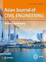 Asian Journal of Civil Engineering