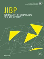 Journal of International Business Policy