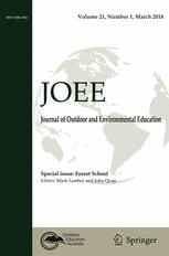 Journal of Outdoor and Environmental Education