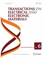 Transactions on Electrical and Electronic Materials
