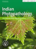 Indian Phytopathology