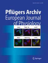 Pflügers Archiv - European Journal of Physiology