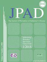 The Journal of Prevention of Alzheimer's Disease