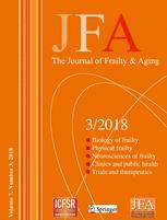 The Journal of Frailty & Aging