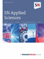 SN Applied Sciences