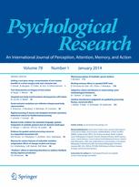 Psychological Research 1/2014