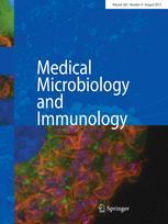 Zeitschrift für medizinische Mikrobiologie und Immunologie