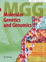 Molecular Genetics and Genomics