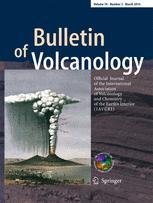 Bulletin of Volcanology